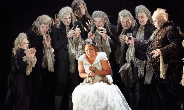 Mozart's 'The Magic Flute' from the Royal Opera House.