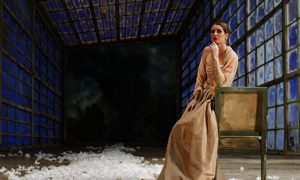 Nataliya Kovalova as Susanna
