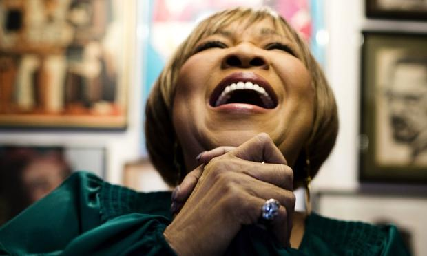 Mavis Staples' latest album 'One True Vine' was released in 2013.