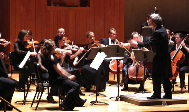 ME2/orchestra and Ronald Braunstein, music director