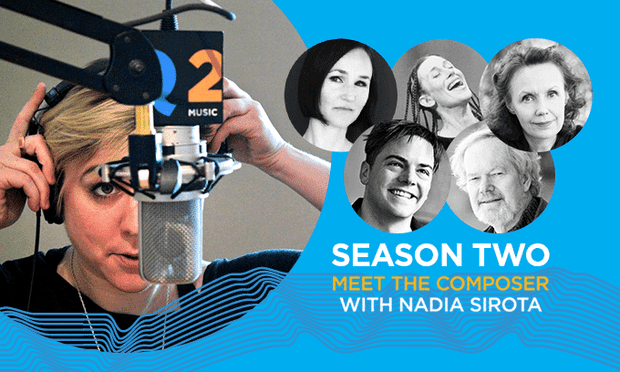 Support Season Two of Meet the Composer with Nadia Sirota