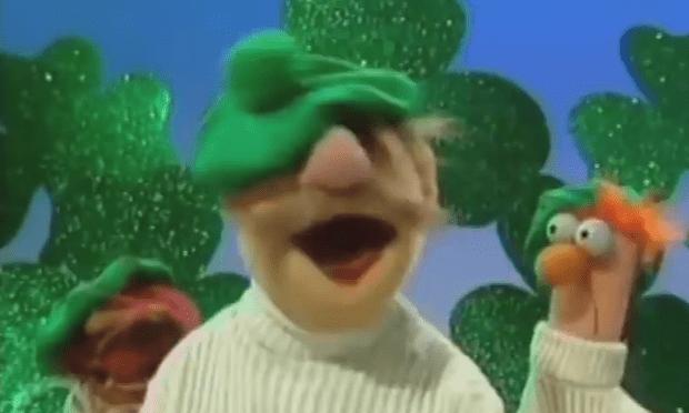Muppets meet Beasties