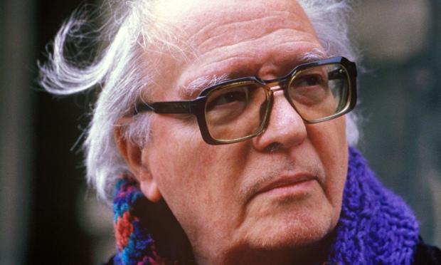 Composer Olivier Messiaen (1908-1992)