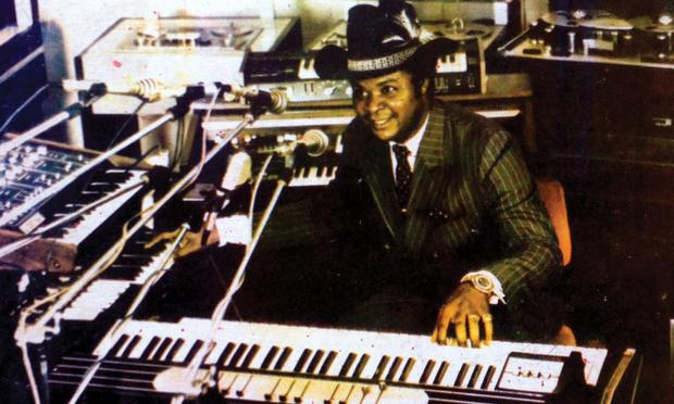 The Luaka Bop compilation 'Who Is William Onyeabor?' is out now.