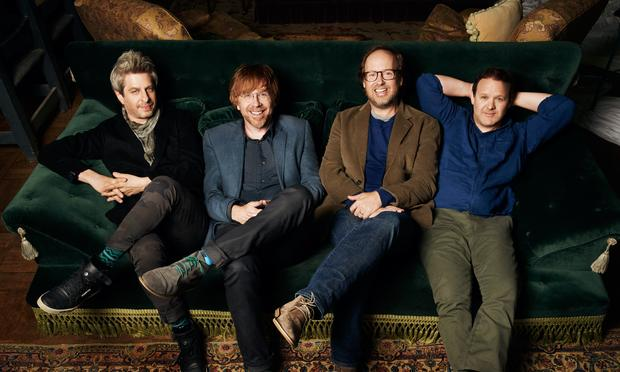 Phish's latest album, 'Fuego,' comes out June 24.
