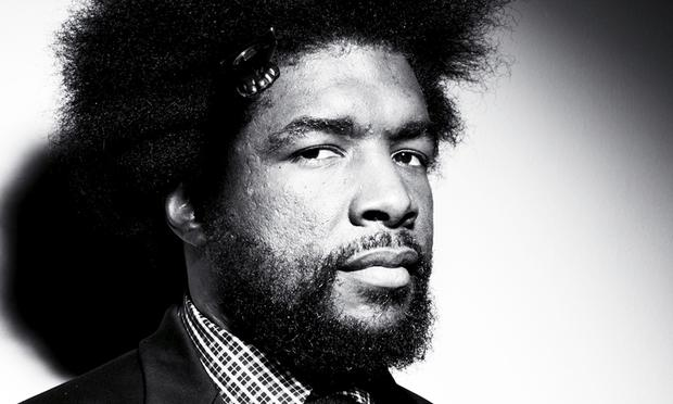 The Roots' Questlove seemed to be everywhere in New York in 2013 -- from Late Night to DJ sets to book author and more.