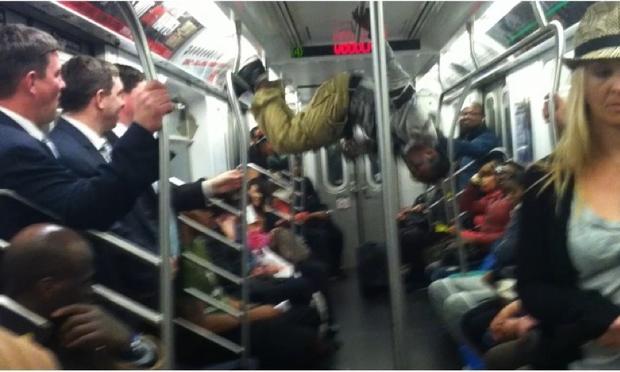 Subway Dancer