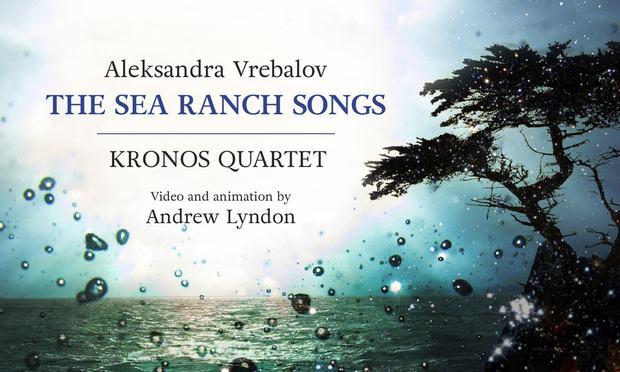 Aleksandra Vrebalov Kronos Quartet