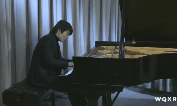 Seong-Jin Cho performing Chopin's wonderfully complex Ballade No. 1.