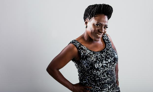 Sharon Jones' new album with the Dap-Kings, Give the People What They Want, is out now.