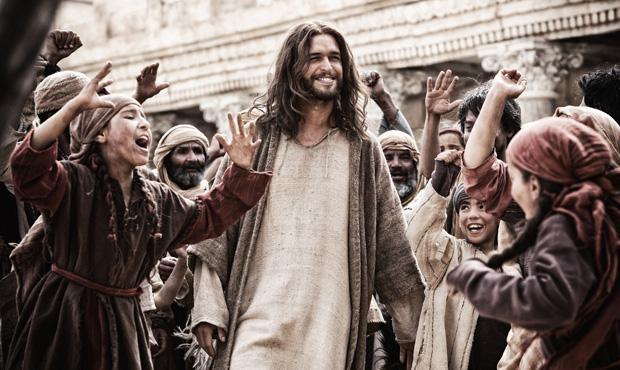 Diego Morgado in Son of God