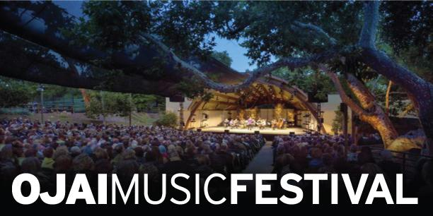 Ojai Music Festival in Southern California