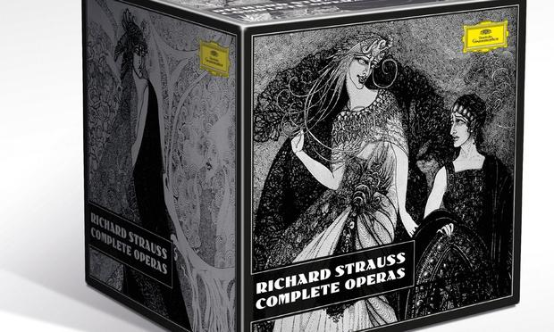 Complete Strauss Operas
