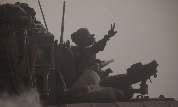 israel, palestine, gaza, tank