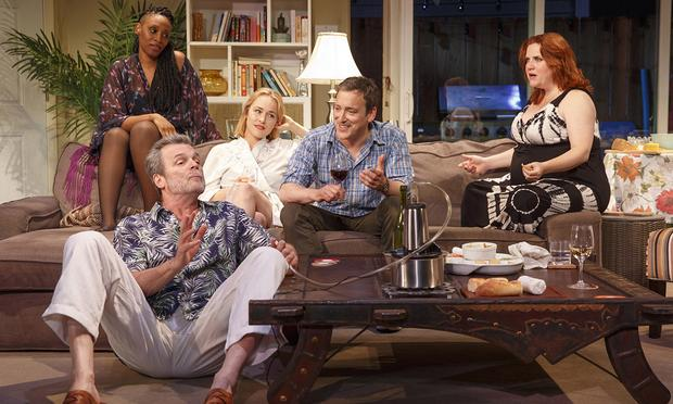 'The Qualms' at Playwrights Horizons.