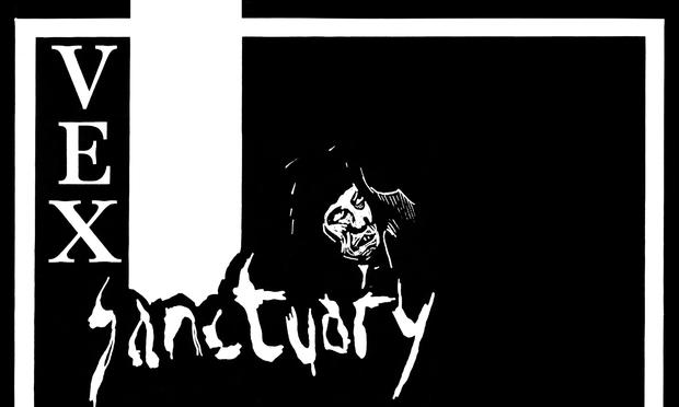 The reissue of Vex's 'Sanctuary' collects the punk band's entire recorded output -- all eight songs of it.