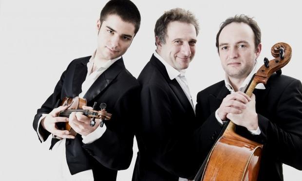 Vienna Piano Trio.