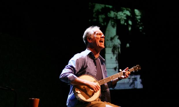 Loudon Wainwright III's new one-man show is called 'Surviving Twin'