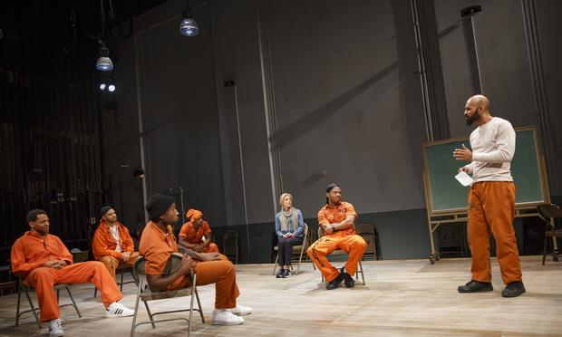 'Whorl Inside a Loop' by Sherie Rene Scott and Dick Scanlan at the Second Stage Theatre.