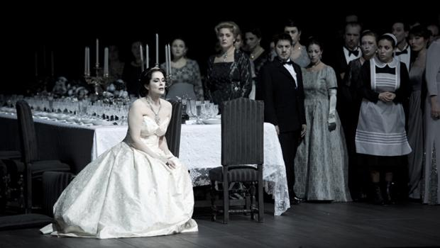 Verdi's 'Macbeth' from the Grand Theatre of Geneva.