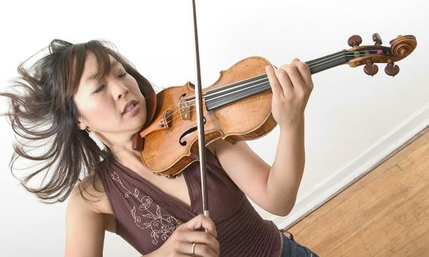 Jennifer Choi, violin