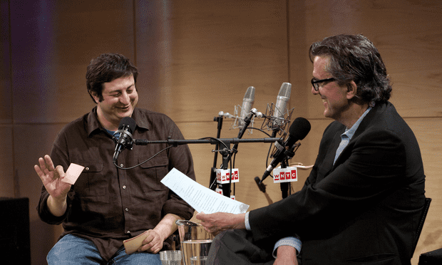 Comedian Eugene Mirman discusses listener responses with Kurt Andersen.