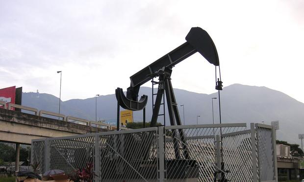 Pumpjack, Oil Well