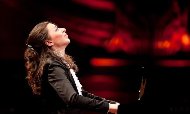 Yulianna Avdeeva at the International Chopin Competition in 2010