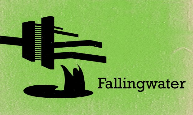 New Fallingwater feature card