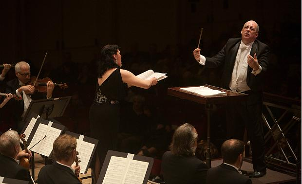 Robert Spano conducts the Atlanta Symphony Orchestra in Britten's 'War Requiem' at Carnegie Hall