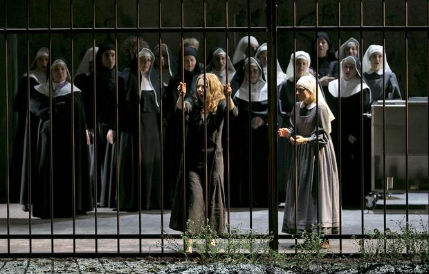 Puccini's 'Suor Angelica' from the Teatrio Regio in Turin, Italy.