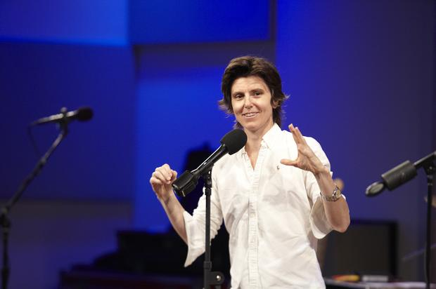 Tig Notaro performs live on Soundcheck from WNYC's Greene Space.