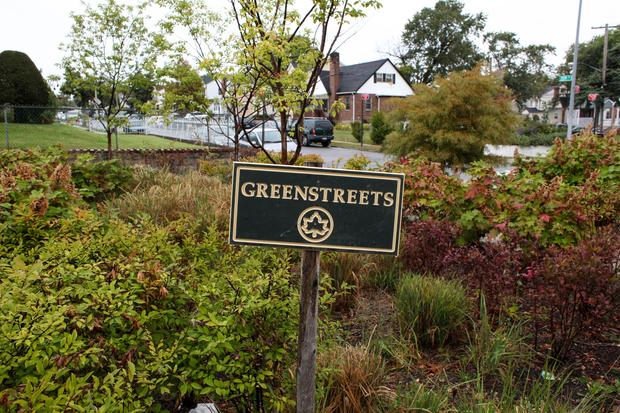 A Greenstreet in Cambria Heights, Queens.