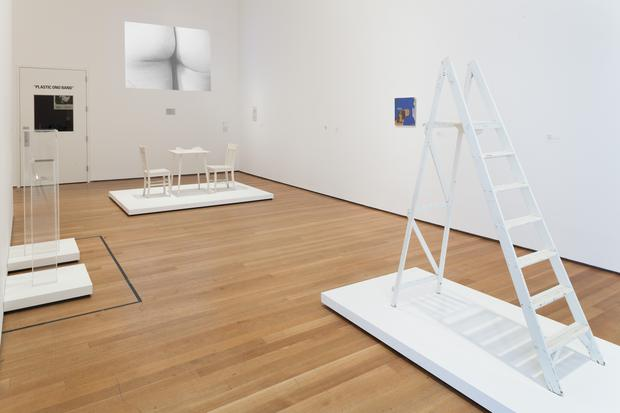 One Woman Show, 1960-1971, The Museum of Modern Art, New York