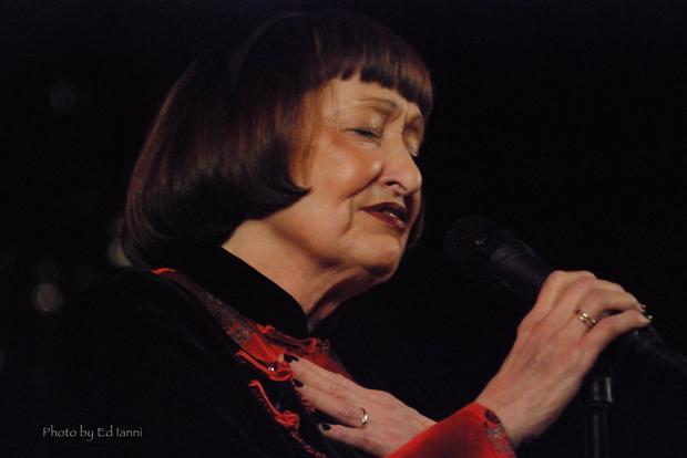 Jazz vocalist Shelia Jordan on her 80th birthday