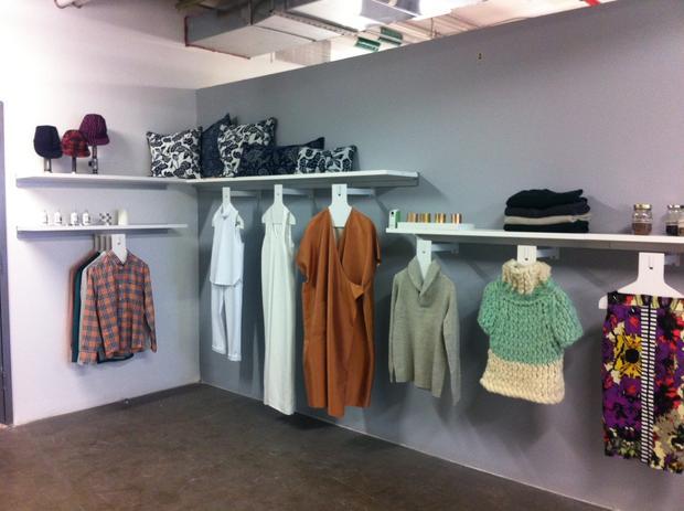 Now In Brooklyn A High Tech Knitting Center Wnyc News Wnyc