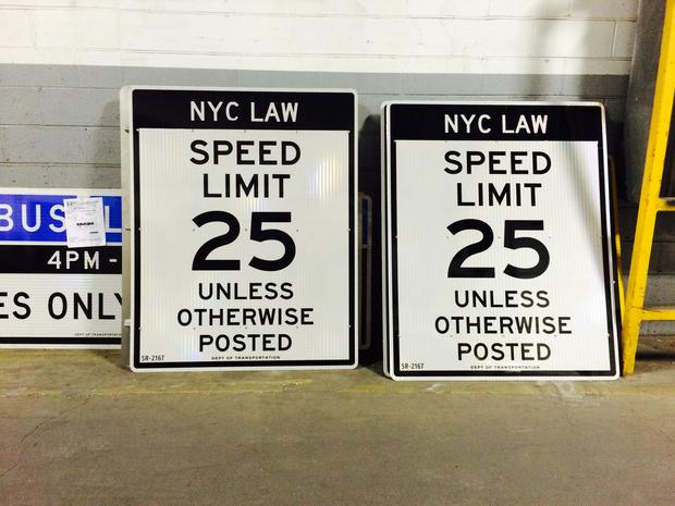 NYC's New Speed Limit: Your Questions, Answered