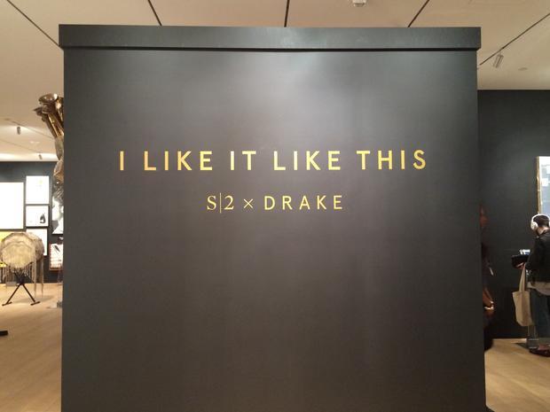 Drake's mixtape at Sotheby's