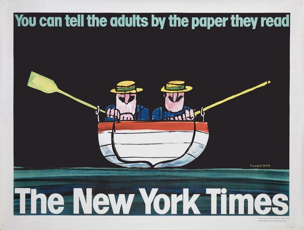 Ungerer 'Times'