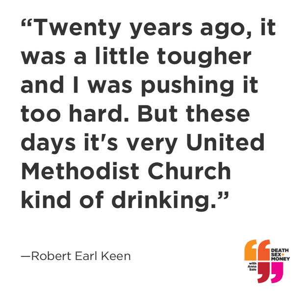 Robert Earl Keen Quit Nashville and Stayed Married | Death