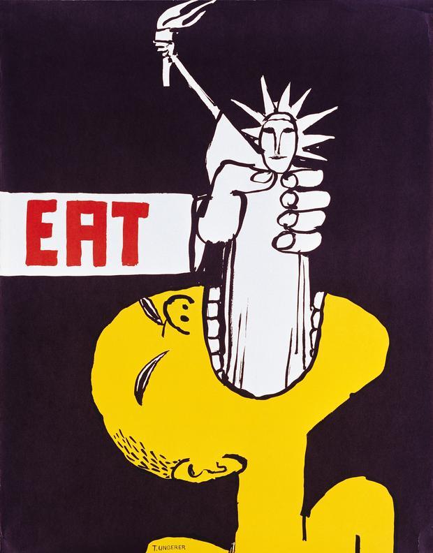 Ungerer 'Eat'