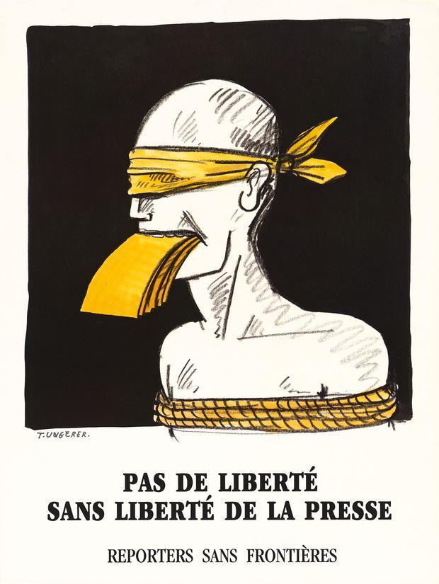 Ungerer 'Freedom'