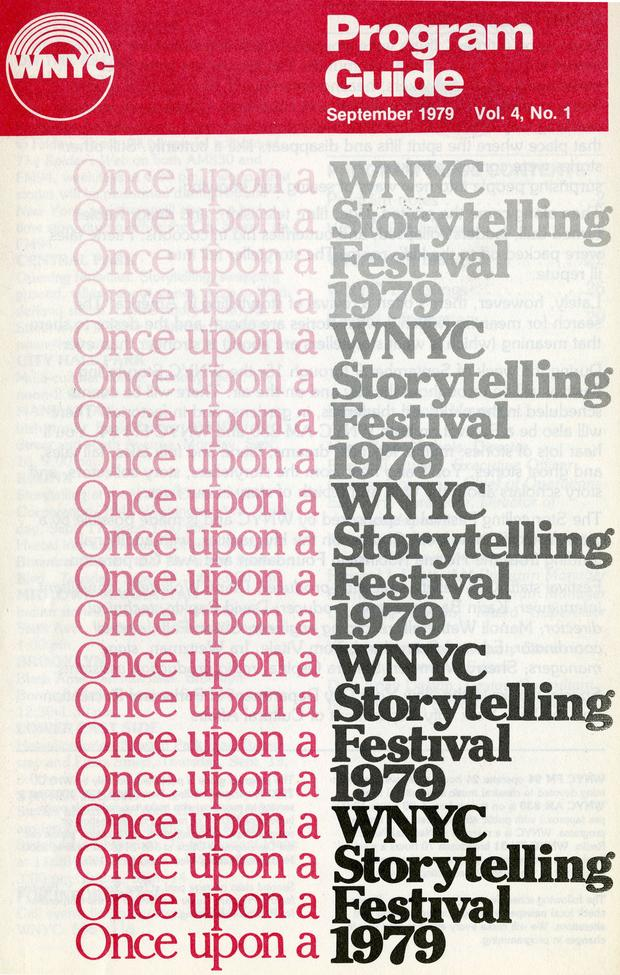 WNYC September 1979 Program Guide