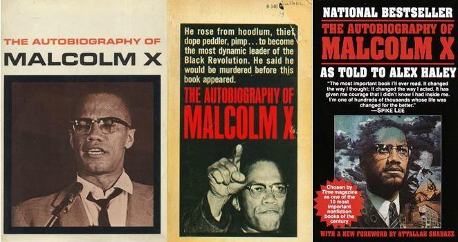 'The Autobiography of Malcolm X'