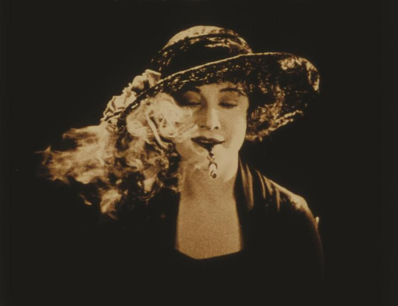 "Film still from ""White Shadow, ""1924. From Lost and Found: American Treasures from the New Zealand Film Archive."