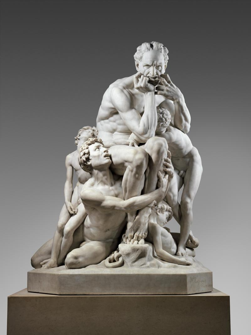 Jean-Baptiste Carpeaux, Ugolino and His Sons