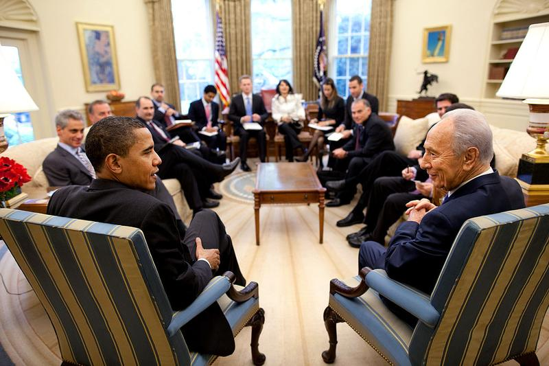 president barack obama meets with israeli president shimon peres in the oval office tuesday may fileobama oval officejpg