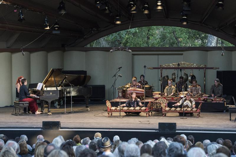 Colin Fowler and Gamelan Sari Raras perform Lou Harrison's 'Concerto for Piano and Javanese Gamelan'