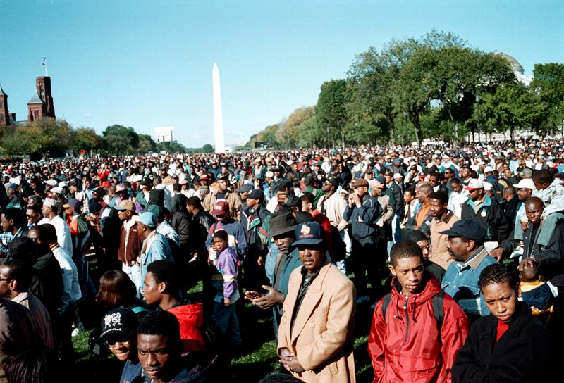 Million Man March, Washington D.C. 1995