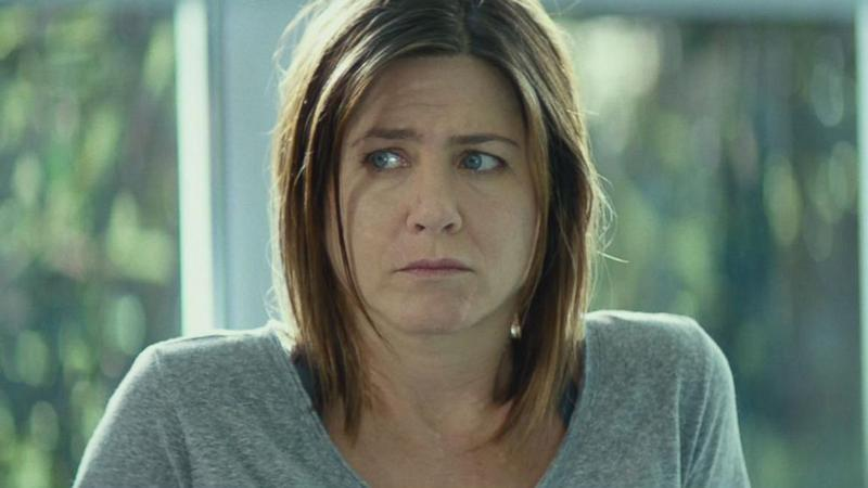 "A still from the film ""Cake"" with Jennifer Aniston."